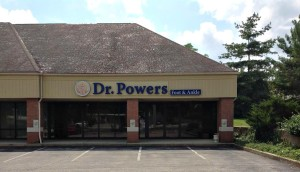 Dr. Kevin Power's Office