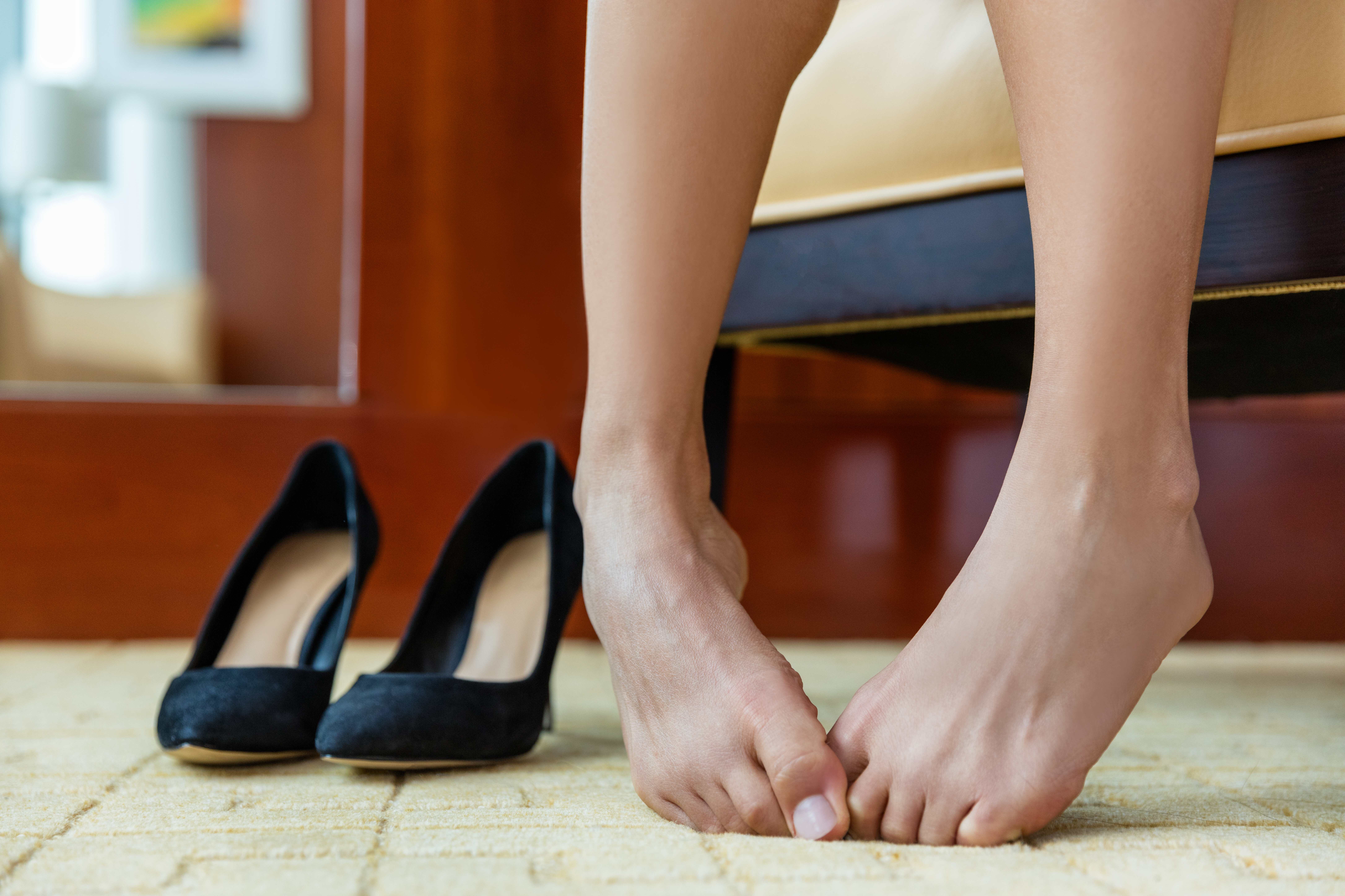 Morton's Neuroma: Nerve Pain in the Ball of Your Foot – Kevin J