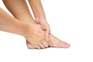 Ankle pain shouldn't go untreated
