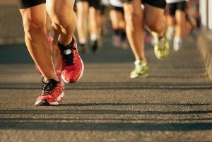 Be race ready by protecting your Achilles tendon