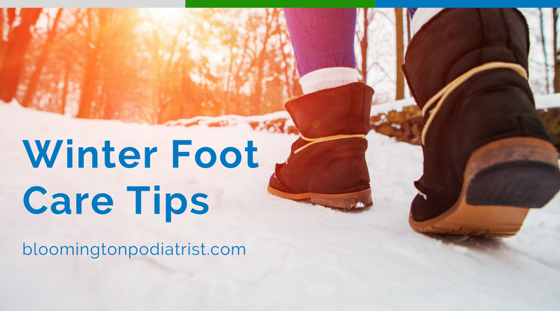 Winter Foot Care